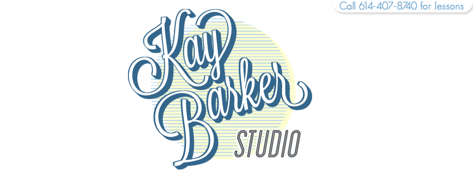 KAY BARKER - Columbus voice and piano lessons