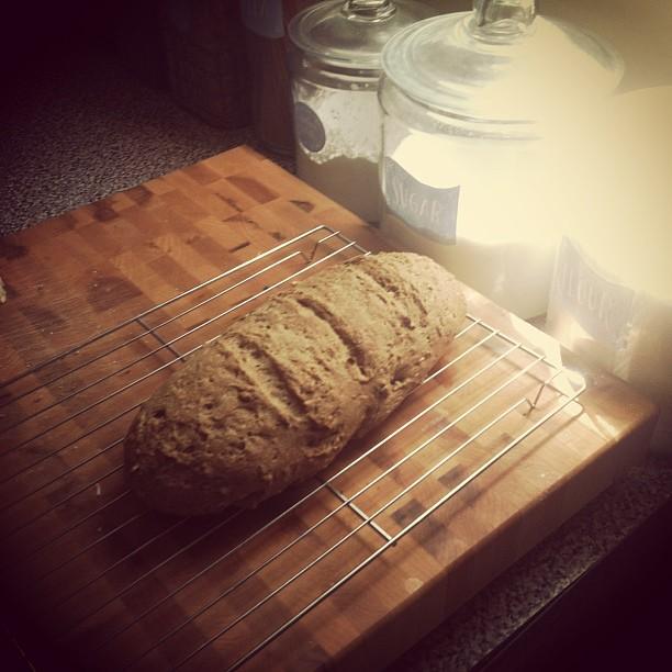 Homemade bread!! #SatanAintGotNothingOnMe
